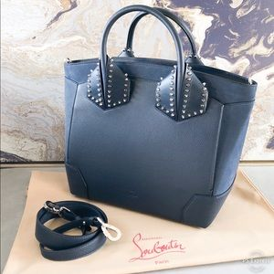 Christian Louboutin Large Eloise Studded Tote